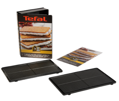 Tefal - Warfer Set For Snack Collection Box 5 (XA800512)
