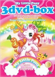 My Little Pony Box - Pink - DVD