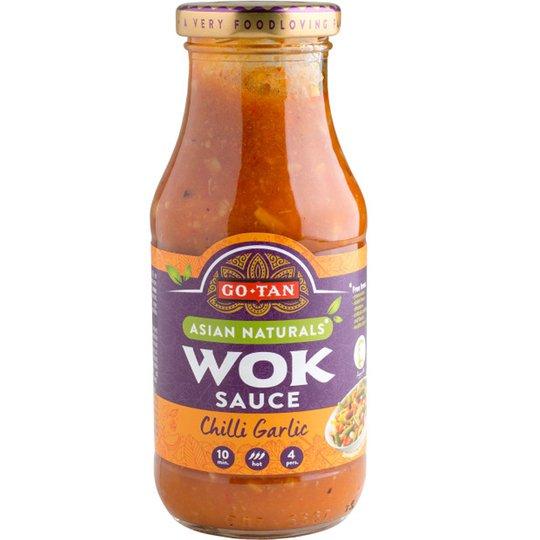 "Wok-kastike ""Chilli Garlic"" 240ml - 48% alennus"