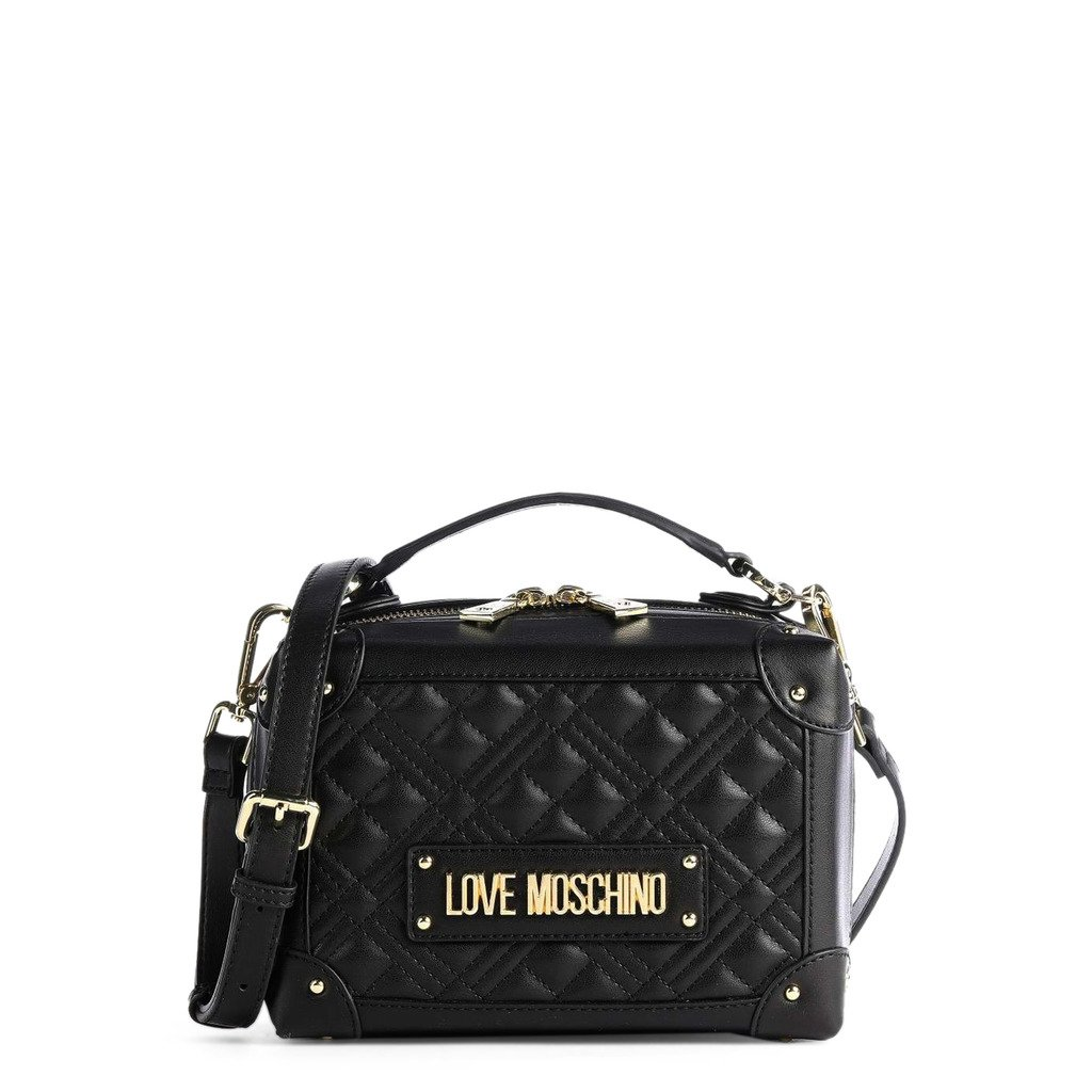 Love Moschino Women's Handbag Various Colours JC4204PP0CKA0 - black NOSIZE