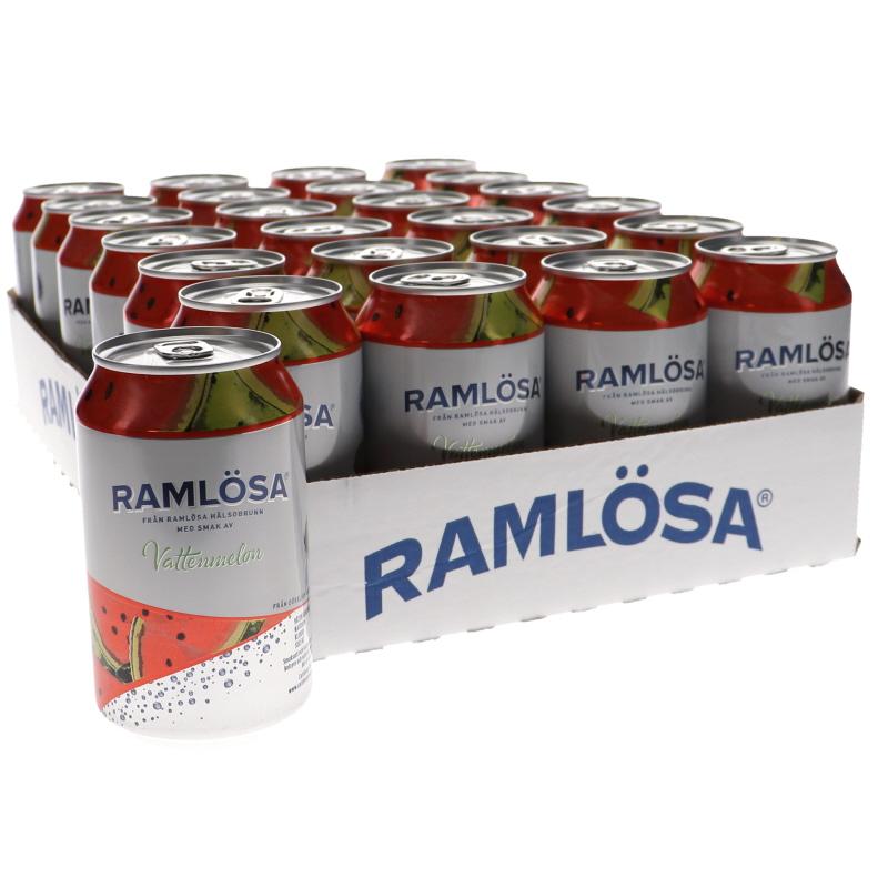 Ramlösa Vattenmelon 24-pack - 20% rabatt