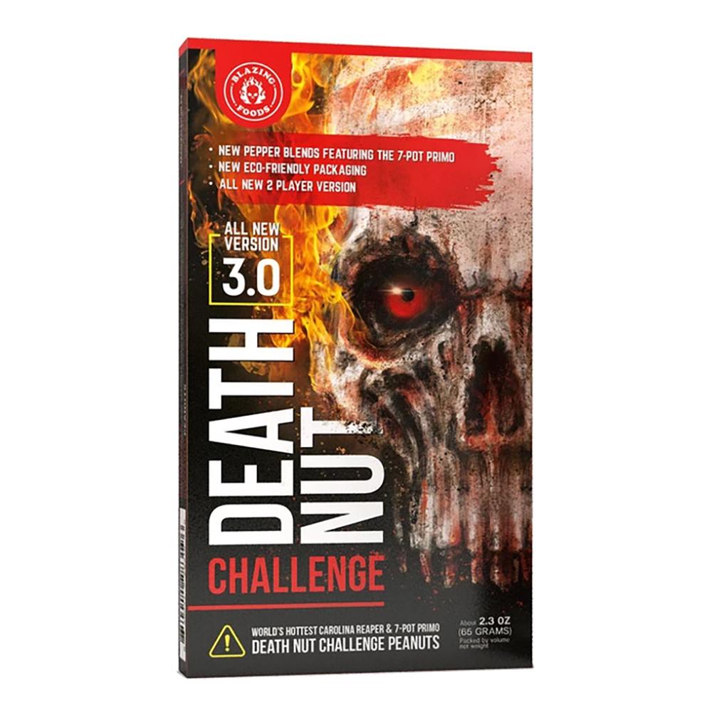 Death Nut Challenge 3.0