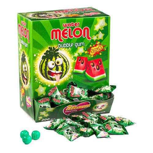 Water Melon Bubble Gum Storpack - 1 kg