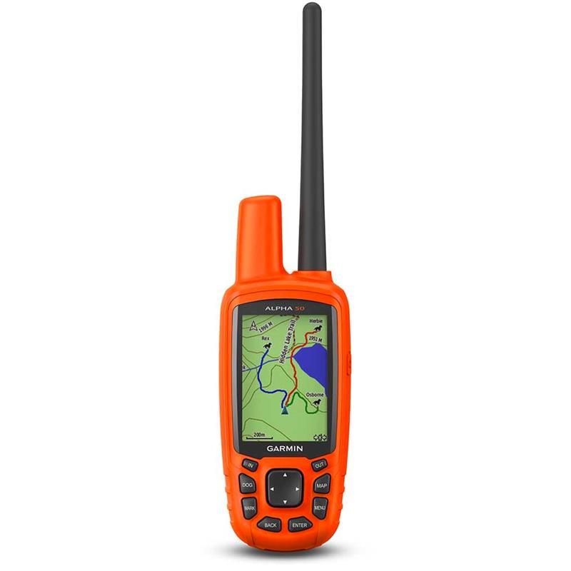 Garmin Alpha 50 Nordic håndsett Håndholdt GPS/hundepeiler