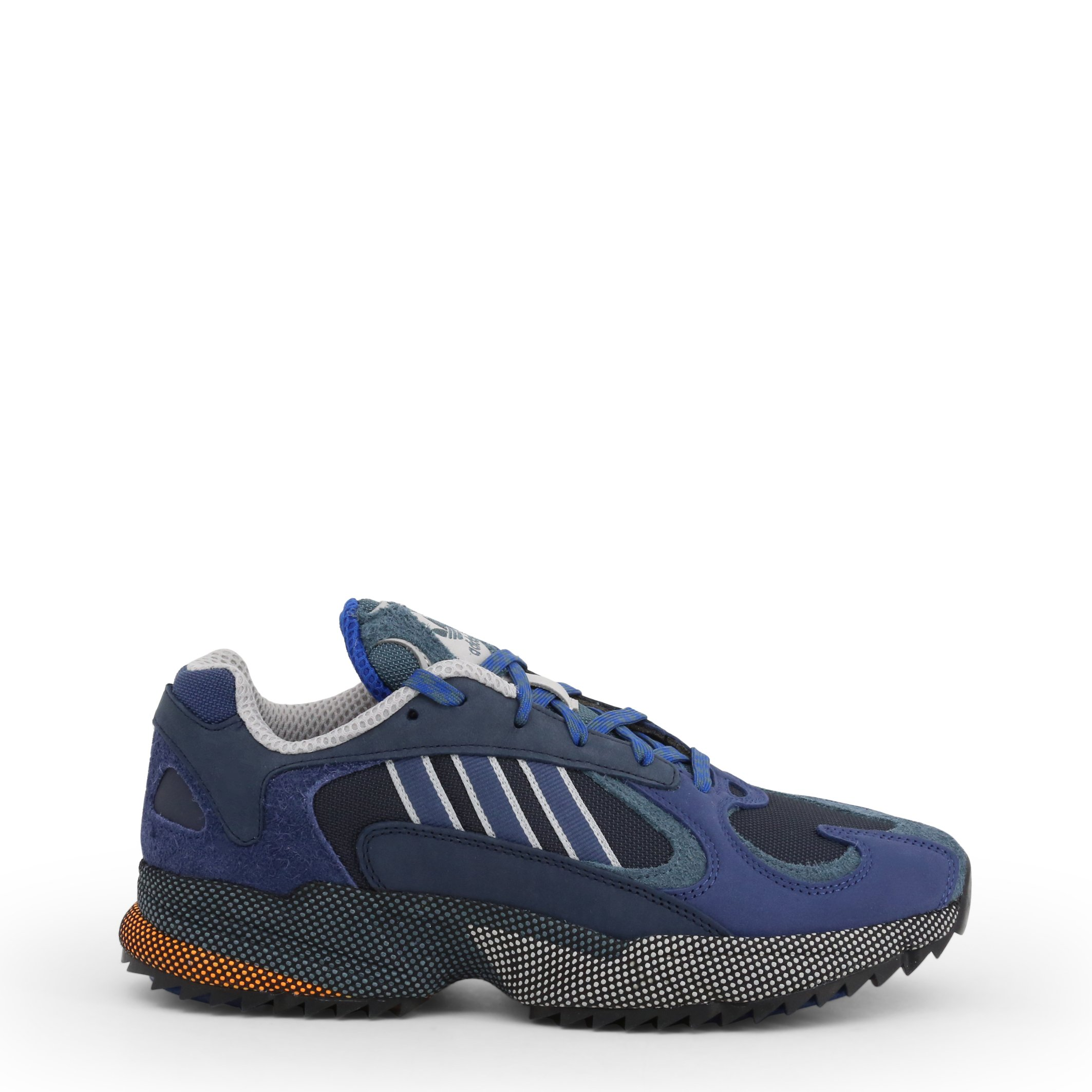 Adidas Unisex Trainers Various Colours BD7654 - blue 8.5 UK