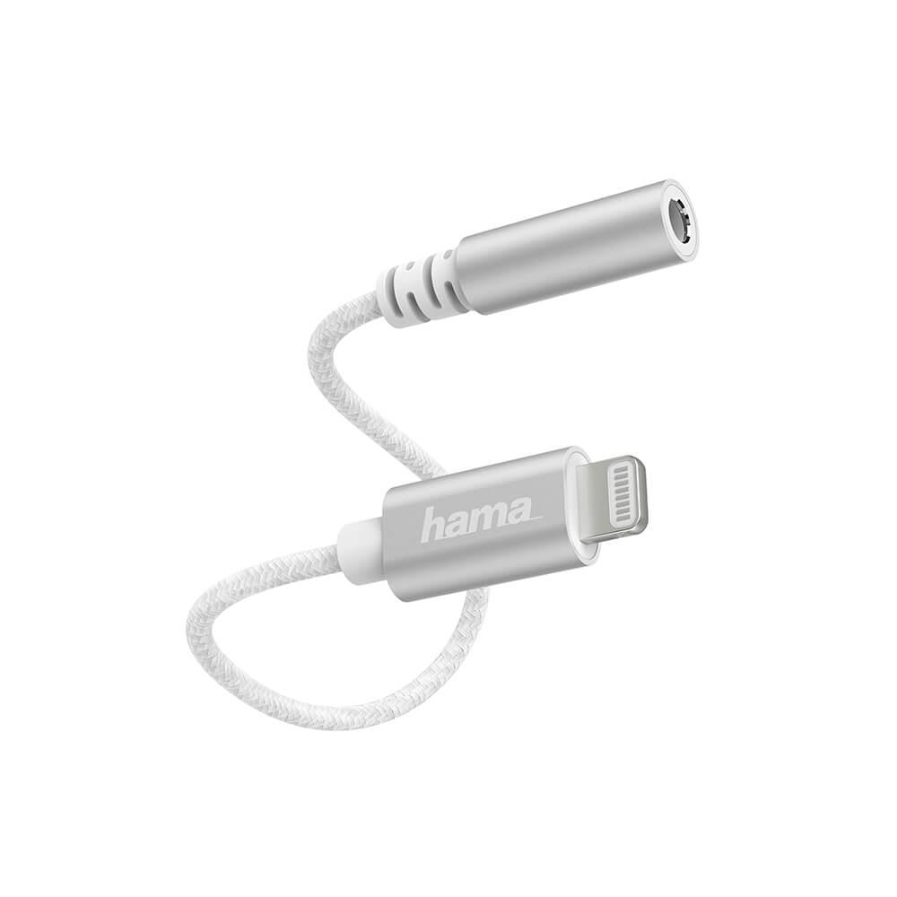 Hama - Lightning Adapter till 3,5mm