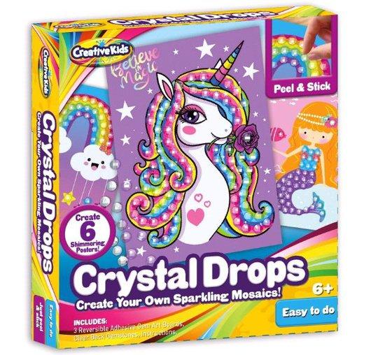 Creative Kids Hobbysett Krystalldråper