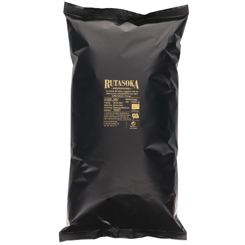 EKo Bryggmalet Kasenga Mörkrost - 25% rabatt