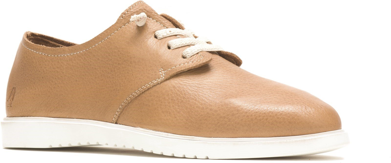 Hush Puppies Women's Everyday Lace Trainer Various Colours 31943 - Tan 3