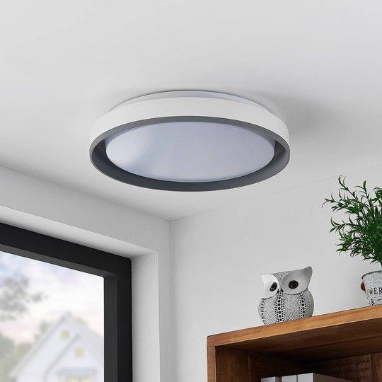 Lindby Brennon LED-taklampe Ø 41 cm 3 000 K