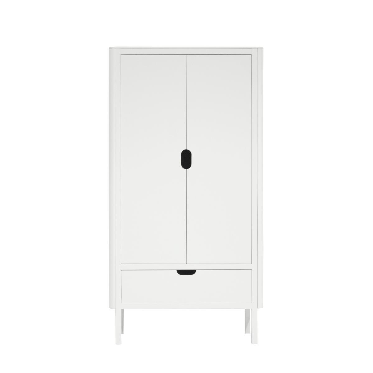 Sebra garderob två dörrar, Sebra Interiør