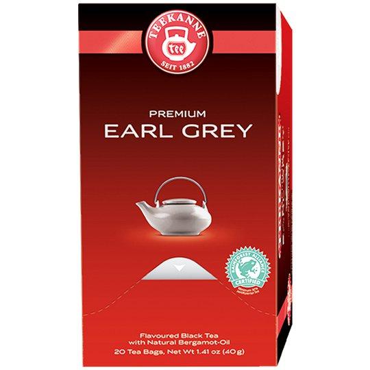 "Te ""Earl Grey"" 20 x 2g - 67% rabatt"