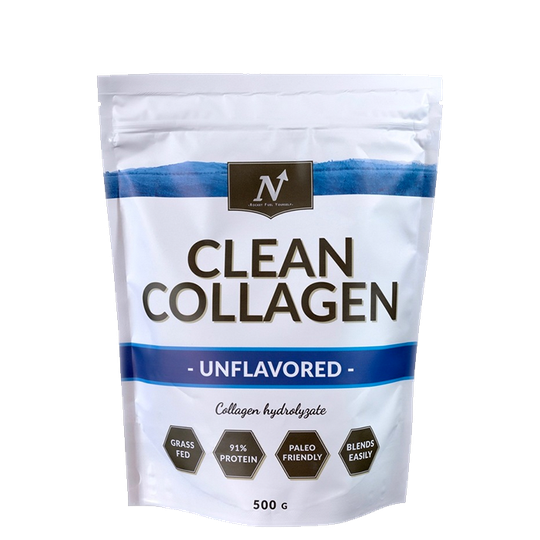 Clean Collagen, 500 g