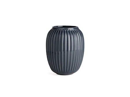 Hammershøi vase Antracit H 20 cm