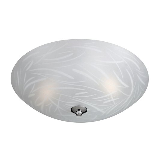 Glass-taklampe Alfta