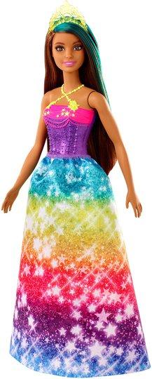 Barbie Dreamtopia Dukke Princess Brunette