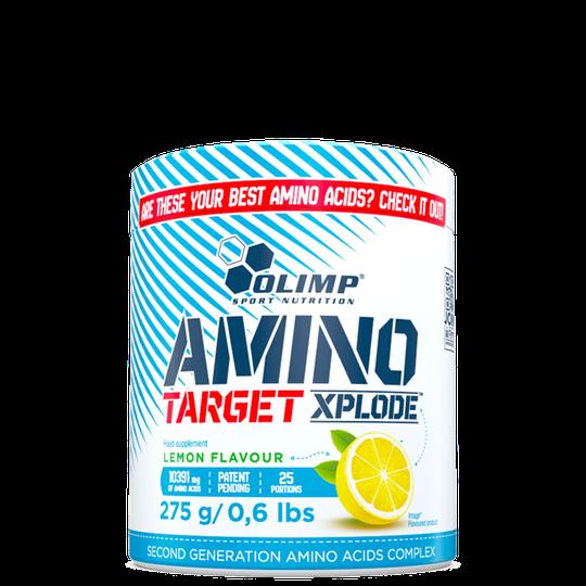 Amino Target Xplode, 275 g, Lemon