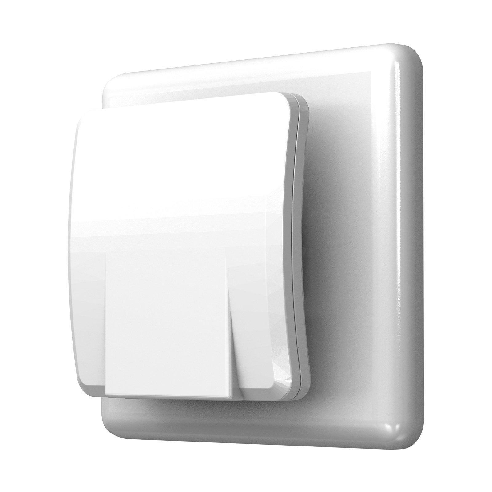 LEDVANCE Lunetta Slim White LED-nattelys