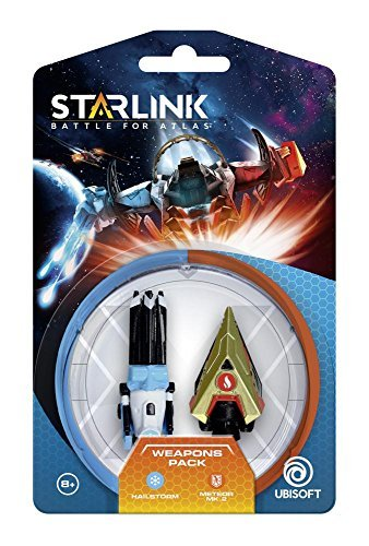 Starlink: Battle For Atlas - Weapons Pack Hail Storm + Meteor