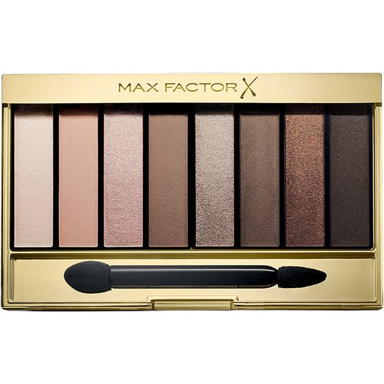 Max Factor Masterpiece Nude Palette Eye Shadow, Max Factor Luomiväripaletit