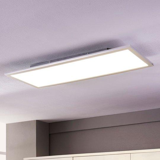 Lindby Livel -LED-paneeli, 4 000 K, 80 cm x 30 cm