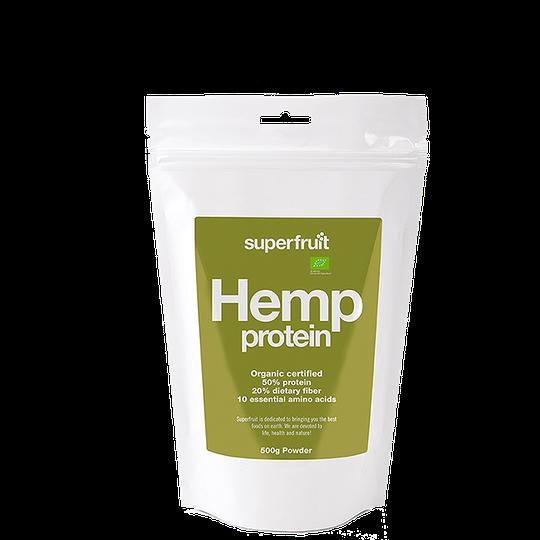 Hampaprotein EKO, 500 g