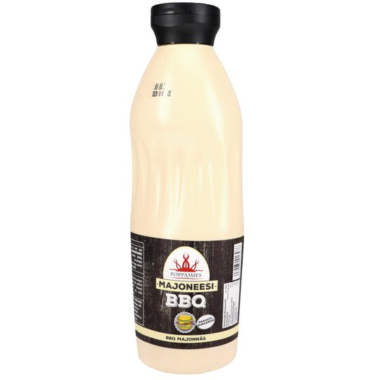 BBQ-majoneesi ISO - 73% alennus