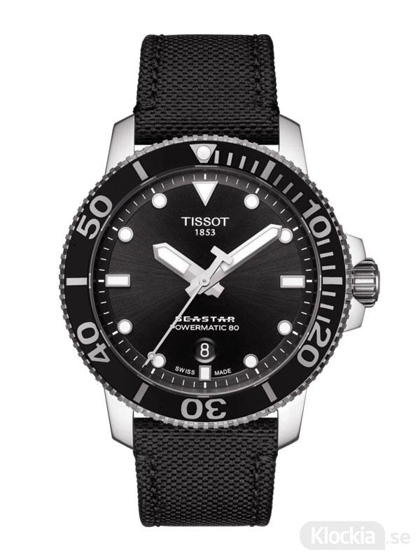 TISSOT Seastar Powermatic 80 T120.407.17.051.00