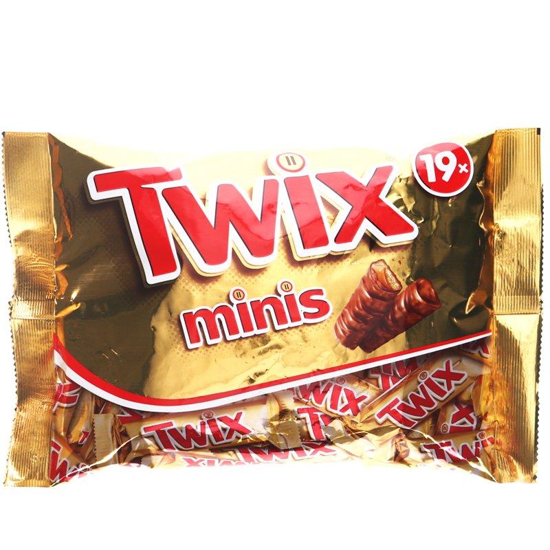 Twix Mini - 47% rabatt