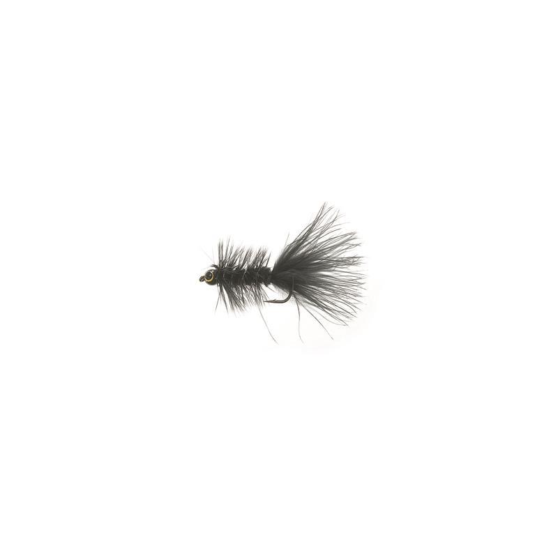 Dog Nobbler #8 Black Kjøp 12 fluer få gratis flueboks