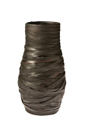Vase Dacarr gummi 31,5x17 cm