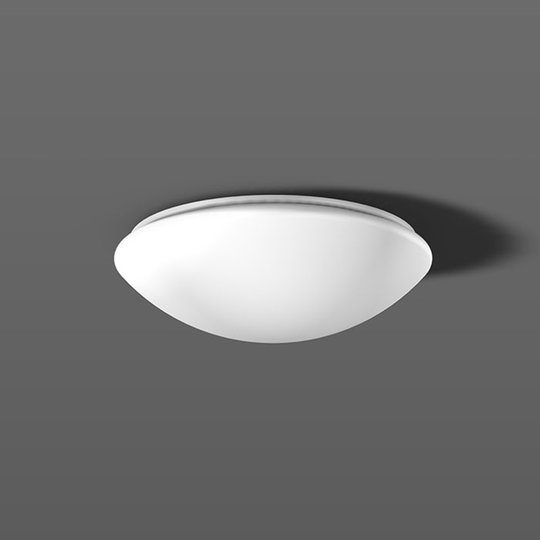RZB Flat Polymero taklampe DALI 14W 30cm 840