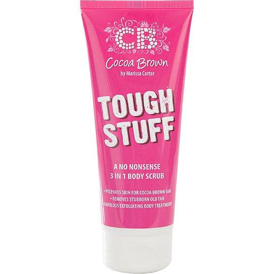Cocoa Brown Tough Stuff A No Nonsense 3-in-1 Body Scrub, 200 ml Cocoa Brown Vartalokuorinnat
