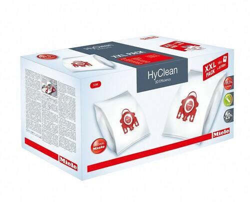 Miele Hyclean 3d Fjm Xxl Pack Dammsugarpåsar