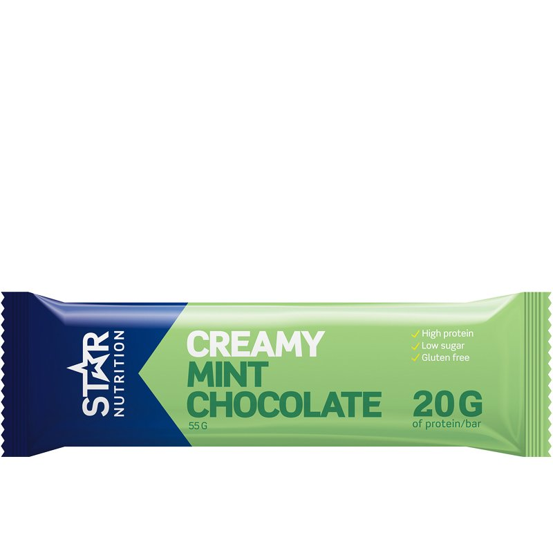 Proteinbar Mint & Choklad - 17% rabatt