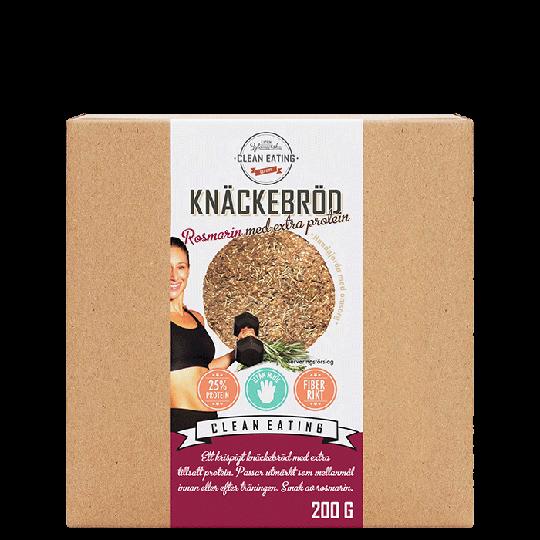 Knäckebröd Extra Protein Rosmarin, 200 g