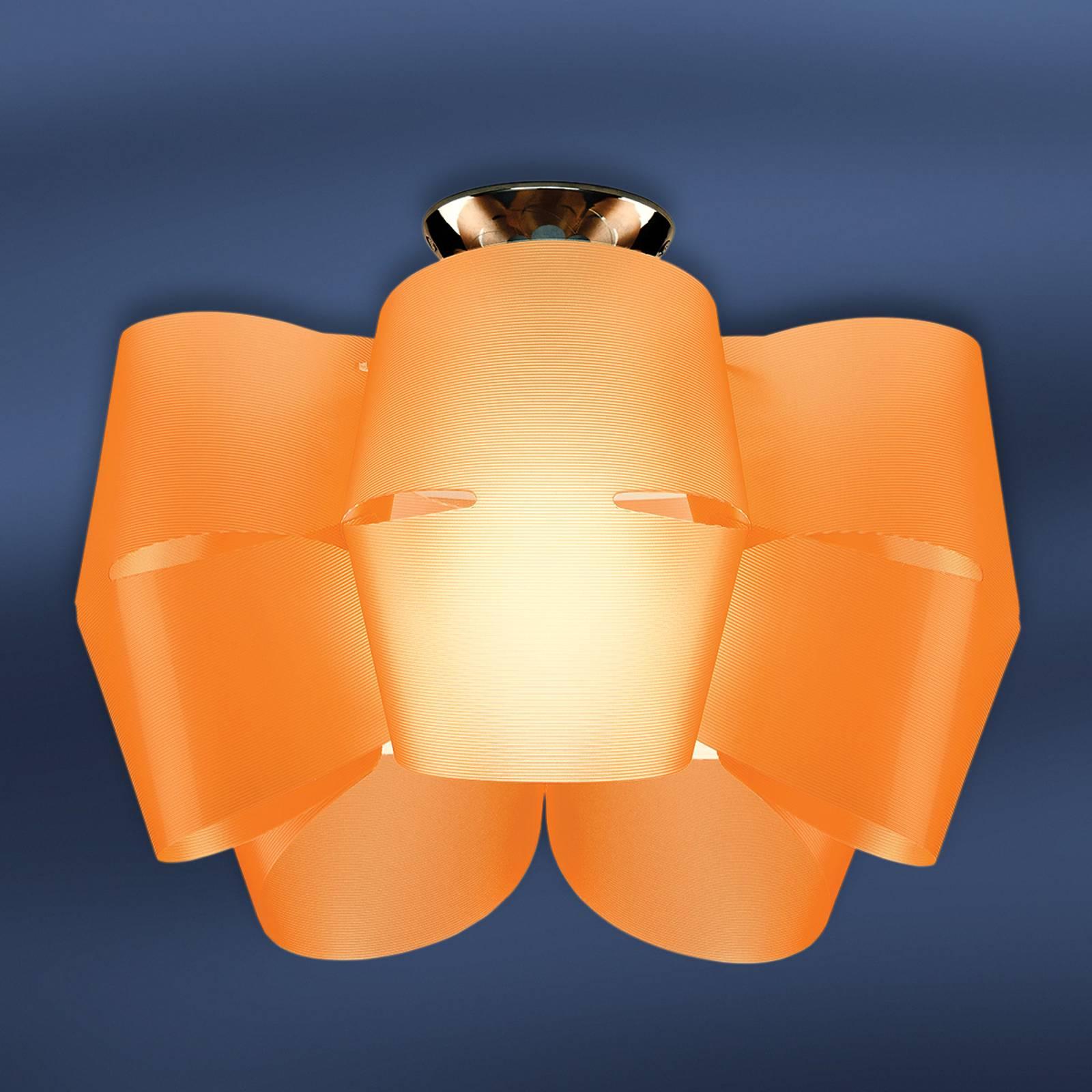 Kattovalaisin Sky Mini Alien, oranssi