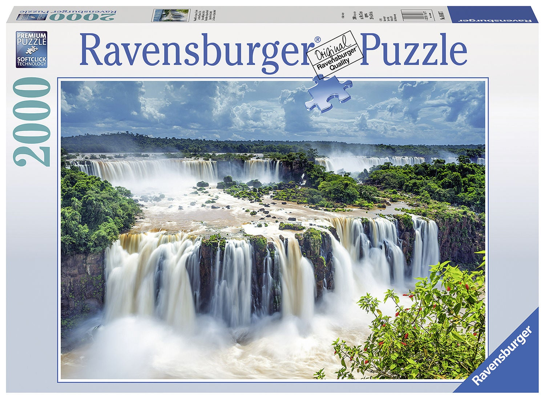 Ravensburger Pussel Iguazúfallen Brasilien 2000 Bitar