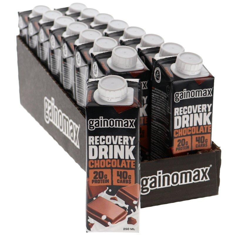 Proteiinijuomat Suklaa 16kpl - 39% alennus