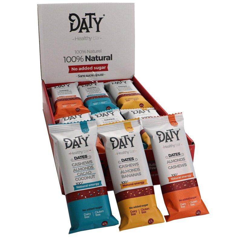 Veganska bars 18-pack - 25% rabatt