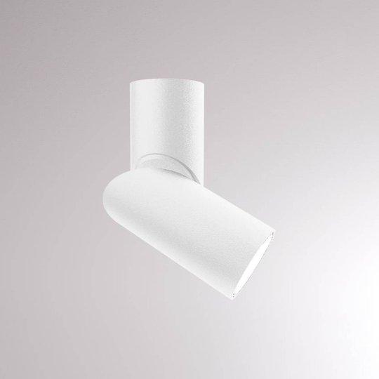 LOUM Turn 4 LED-takspot hvit