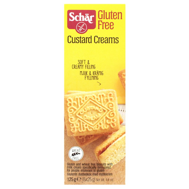 Kex Vaniljkräm Glutenfria - 41% rabatt