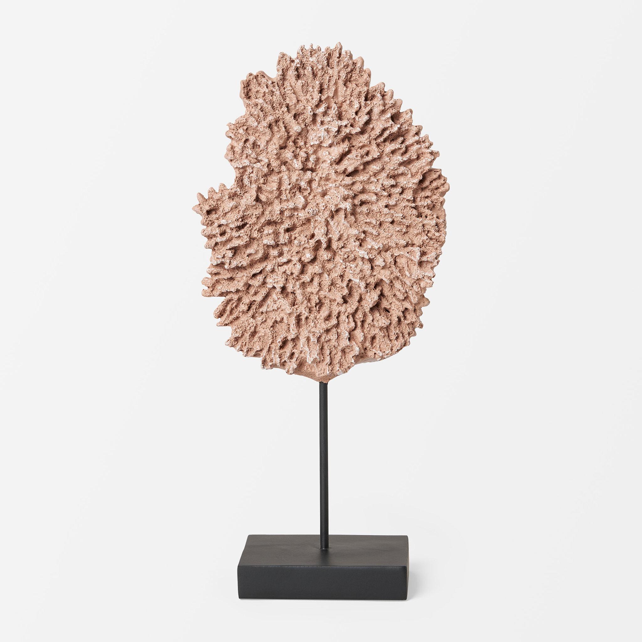 Dekoration CORAL, H37,5x18x8,5cm