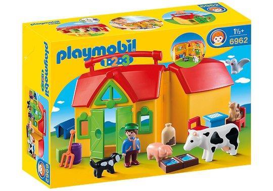 Playmobil 6962 Min Bærbare Bondegård
