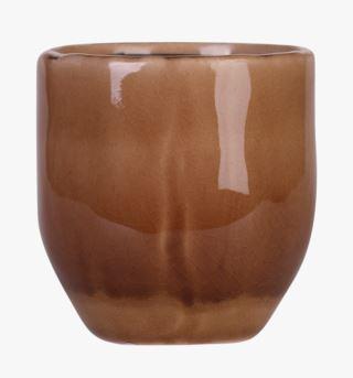 Ground kynttilälyhty moniväri/ruskea