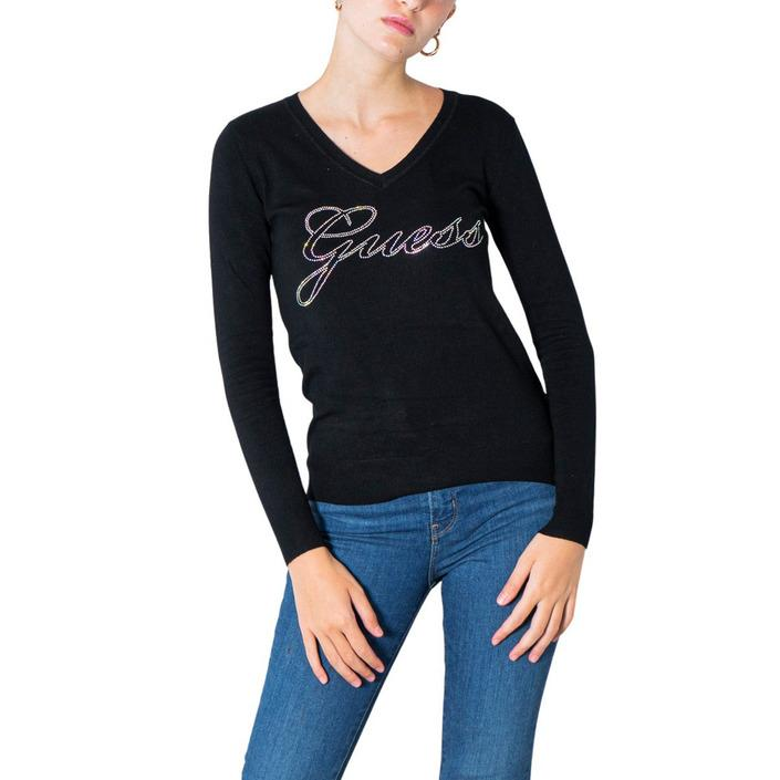 Guess Women's Sweater Various Colours 305565 - black XS