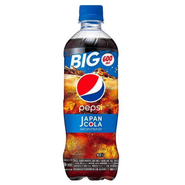 Pepsi Japan Cola 600ml