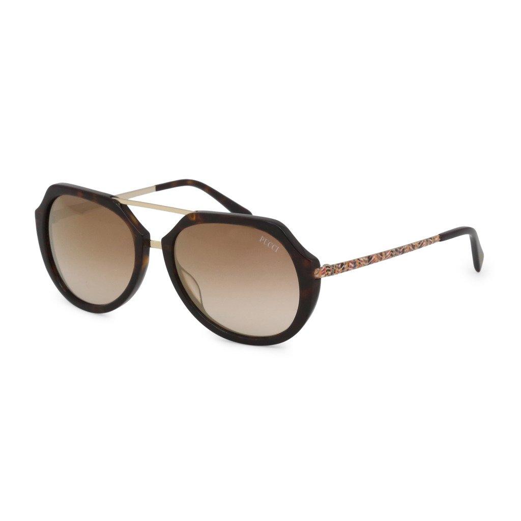 Emilio Pucci Women's Sunglasses Various Colours EP0032 - brown NOSIZE