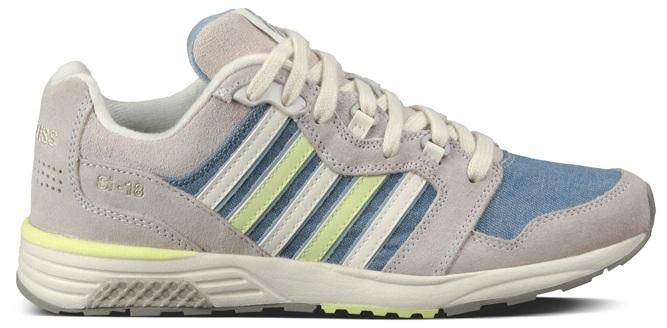 K-Swiss Men's SI 18 Rannell Trainers Various Colours 885938895269 - 4 UK Grey