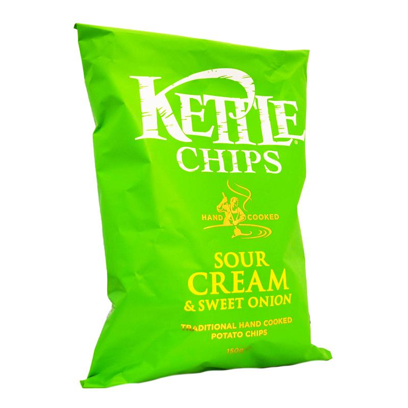 Chips Sour Cream & Sweet Onion - 60% rabatt